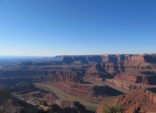 dead horse point state park at